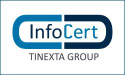 Infocert logo